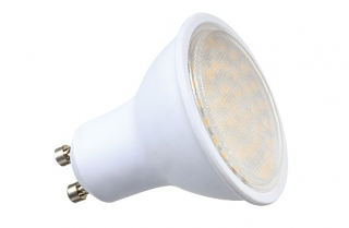 LED žárovka MAX-LED 4507 GU10 3W 3000K