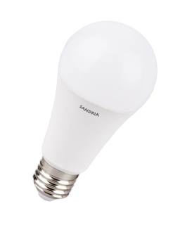 LED žiarovka Sandy LED E27 A60 S1383 15W 4000K