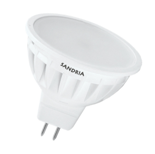 LED žiarovka Sandy LED MR16 12V S1338 4,5W 3000K